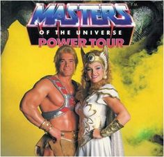 Masters of the universe power tour