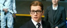 Does anyone else watch Kingsman: the secret service over and over just to see taron?