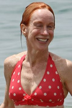 Stars Without Makeup - Kathy Griffin