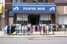 The Pants Box.