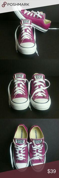 UNISEX CONVERSE MEN SZ 7 WOMEN SZ 9 VERY CLEAN INSIDE-OUT   SKE # OVPO CONVERSE Shoes Sneakers