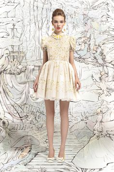 Red Valentino ready to wear spring 2013