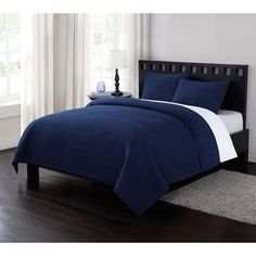 Shop for London Fog Garment Washed Crinkle Quilt Set. Get free shipping at Overstock.com - Your Online Fashion Bedding Outlet Store! Get 5% in rewards with Club O!