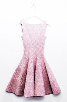 Pink Alaia Dress Alaia Pink Dresses