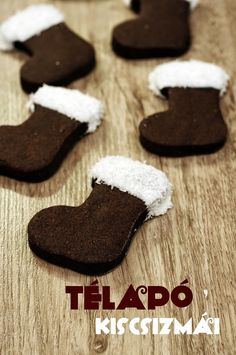 Xmas Food, Christmas Sweets, Christmas Cookies, Winter Food, Cake Recipes, Food And Drink, Snacks, Baking, Holiday