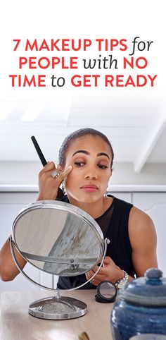 Gorgeous Makeup: Tips and Tricks With Eye Makeup and Eyeshadow – Makeup Design Ideas Beauty Tips For Face, Natural Beauty Tips, Beauty Secrets, Beauty Products, Skin Products, Natural Makeup, Diy Beauty, Face Tips, Face Beauty