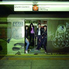 Ramones (by George DuBose) - Limited Edition, Archival Print Ramones, Kid Creole, Another Shooting, Blind Embossing, Joey Ramone, Hello Sweetie, Infancy, Coney Island, Debut Album