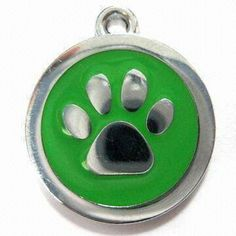 Metal Tag, Customized Designs are Accepted, Suitable for Dog