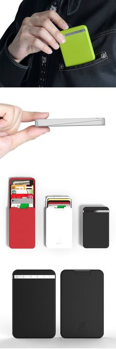 Zenlet wallet is the world's most outlandish design.
