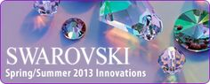 Swarovski Spring/Summer 2013 Innovations