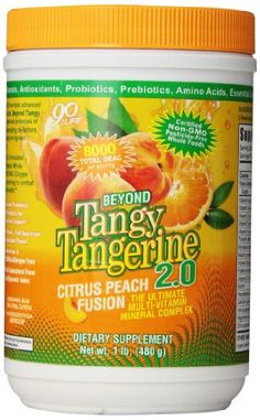 Beyond Tangy Tangerine 2.0(1 lb) Youngevity   Price:$46.30