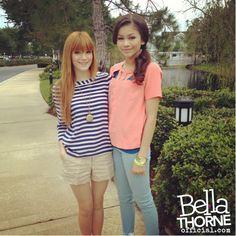 Bella Thorne and Zendaya =)