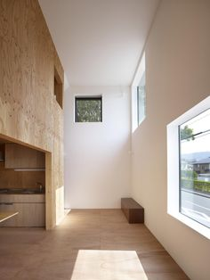 Clever house within a house. © Toshiyuki Yano