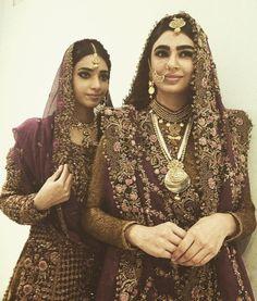 Fahad Hussayn Couture (Desi Bridal Shaadi Indian Pakistani Wedding Mehndi Walima)