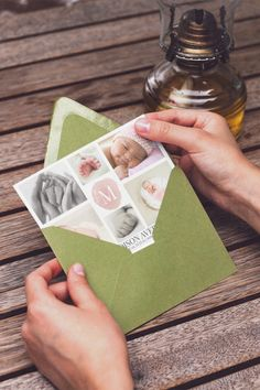 Announce the arrival of your newborn baby girl with a stylish 6 photos collage, decorated with monogram on pink watercolor background in the middle and customizable baby name and birth stats at the bottom. The background is a pink watercolor wash. Baby Girl Birth Announcement, Birth Announcement Photos, Pink Watercolor, Watercolor Background, Baby Girl Photos, 6 Photos, Baby Girl Newborn, Baby Names, Middle