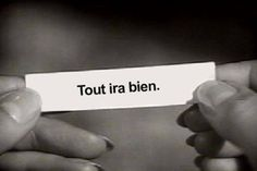 - tout ira bien… everything will be ok… - Positive Attitude, Positive Thoughts, Message Positif, Good Quotes For Instagram, Everything Will Be Ok, Always On My Mind, Quote Citation, Image Fun, French Quotes