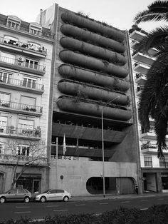 Brazilian Embassy, Argentina, Buenos Aires, (1978-89). Olavo Redig de Campos, Oswaldo Cintra de Carvalho