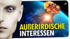Außerirdische Interessen auf der Erde - Der rote Faden