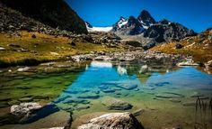 La Thuile, Aosta, Italia photo Ruggero Romano