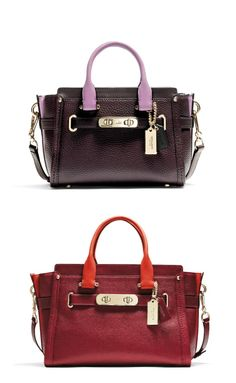 7b6ba258429c To Covet  Coach Swagger Bag - ButterBoom