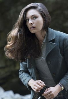 The Man in the High Castle -- Alexa Davalos -- loosely based on the novel by Phillip K. Dick