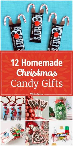 Cute, edible, homemade Christmas gifts made from candy. Children will love to make these easy, holiday inspired, DIY crafts and will love to give them too. # Easy Crafts for gifts 12 Homemade Christmas Candy Gifts [Easy] Christmas Candy Crafts, Christmas Crafts For Gifts, Christmas Fun, Easy Christmas Presents, Homemade Christmas Candy, School Friend Christmas Gifts, Christmas Gifts For Children, Diy Homemade Christmas Gifts, Christmas Turkey