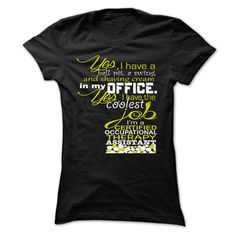 Best Occupational Therapy Assistant Shirt T Shirt, Hoodie, Sweatshirt