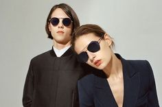 The @mykita + Maison @margiela collaboration welcomes a new style to the 'Essential' collection #eyewear #sunglasses