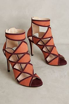 Manda Colorblock Shooties