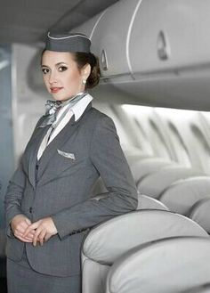 Air Berlin Model: Judith Berger ~ World stewardess Crews ...