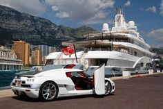 The Best Luxury Lifestyle – P – Join in the world of pin Luxury Jets, Luxury Yachts, Koenigsegg, Dubai City, Billionaire Lifestyle, Paris Mode, Luxe Life, Car Brands, My Ride