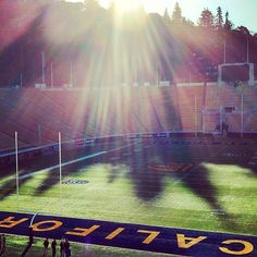 Beautiful Memorial Stadium! #GoBears #CalFootball  http://instagram.com/calathletics
