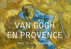 #VanGogh en #Provence : une exposition événement à #Arles