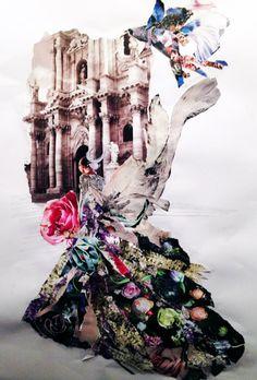 Collage - 2014 #iamdanielfisher #collage #art #fashionillustration