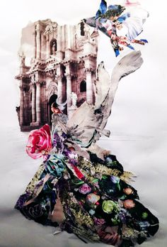 Collage - 2014 #iamdanielfisher #collage #art #fashionillustration