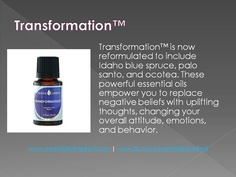 Transformation Essential Oil Blend from Young Living Essential Oils Love my Room . . . https://www.facebook.com/pages/Love-my-Room-Young-Living-Oils/489388971143729