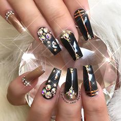 22.6k Followers, 249 Following, 863 Posts - See Instagram photos and videos from ✨LUXURY NAIL LOUNGE✨ (@glamour_chic_beauty)