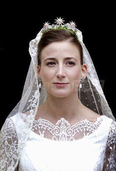 23 mai 2015 : mariage de la comtesse Caroline von Neipperg et du comte Philippe de Limburg Stirum