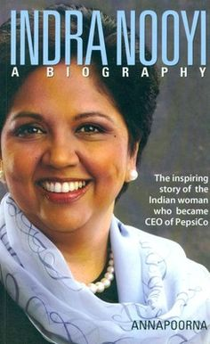 Indra Krishnamurthy Nooyi ( born 28 October 1955) is an Indian-born, naturalized American, business executive and the current Chairperson and Chief Executive Officer of PepsiCo, the second largest food and beverage business in the world by net revenue. She has consistently ranked among the World's 100 Most Powerful Women. In 2014, she was ranked 13 in the list of Forbes World's 100 most powerful women.