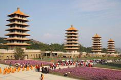 Phật Quan Sơn, Với kiến trúc cực kì hùng vĩ và ấn tượng và là nơi thiết lập trường Đại học Phật giáo tại Đài Loan, Phật Quang Sơn được mệnh danh là kinh đô Phật giáo Đài Loan.