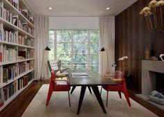 Modern interiors by D'Apostrophe Design
