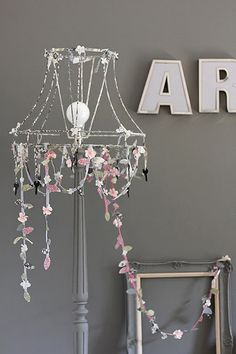 New season garland interior styling group and wire lampshade greentooth Images