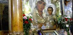 Cea mai puternică rugăciune pentru îndeplinirea dorințelor. Ai nevoie de icoana Maicii Domnului şi de o lumânare sfinţită aprinsă: – Ortodoxia.me Prayers, Painting, Art, Art Background, Painting Art, Kunst, Prayer, Paintings, Beans