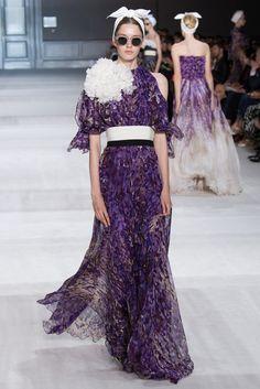 Giambattista Valli Autumn Winter 2014/15 - París Haute Couture