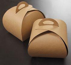Крафт коробки для кексов с ручкой, Крафт кекс картонные коробки купить на AliExpress