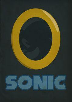 Sonic by Jinxxt.deviantart.com on @deviantART