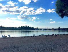 Ladenburg Beach