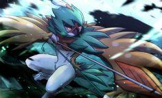 Tags: Fanart, Pokémon, Pixiv, Fanart From Pixiv, Pixiv Id 3581770, Decidueye