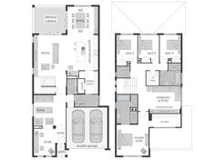 Pacific 38 floor plan