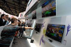 Cinema 3D Smart TV en IFA 2012